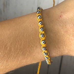 Beaded pura vida bracelet